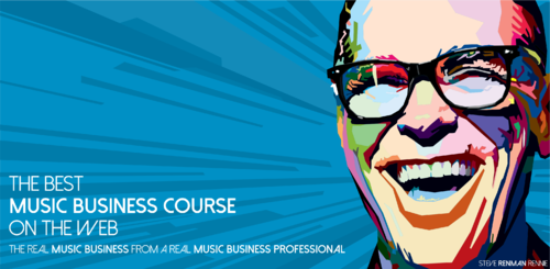 The Best Music Business Course on the Web Other  Draft # 9 by Scarl8
