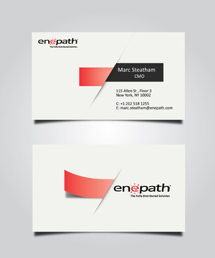 fully distributed  Business Cards and Stationery  Draft # 319 by creativeoutline