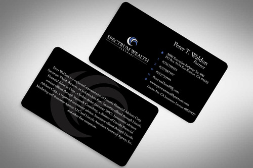 New Business Card Business Cards and Stationery Winning Design by rasix