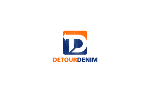 Detour Denim A Logo, Monogram, or Icon  Draft # 236 by kolniks