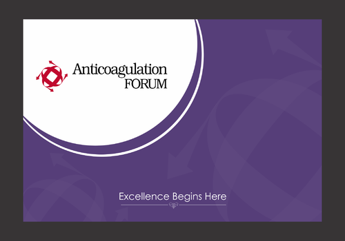 Anticoagulation Forum Other  Draft # 7 by purplepatch