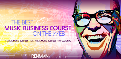 The Best Music Business Course on the Web Other  Draft # 13 by Scarl8