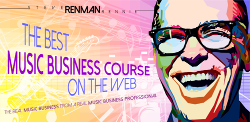 The Best Music Business Course on the Web Other  Draft # 14 by Scarl8