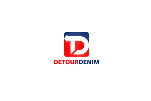 Detour Denim A Logo, Monogram, or Icon  Draft # 269 by kolniks