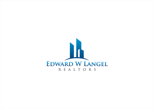 Edward W Langel Realtors A Logo, Monogram, or Icon  Draft # 4 by BigStar