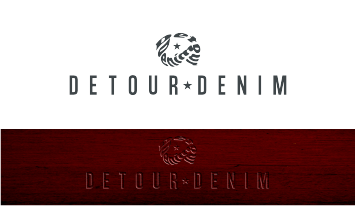 Detour Denim A Logo, Monogram, or Icon  Draft # 296 by onetwo