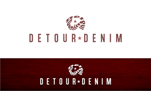 Detour Denim A Logo, Monogram, or Icon  Draft # 299 by onetwo