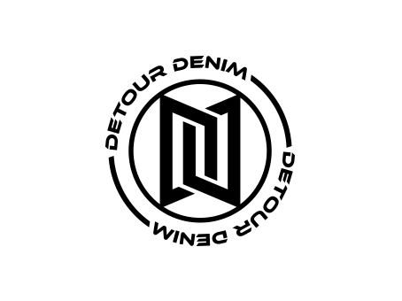 Detour Denim A Logo, Monogram, or Icon  Draft # 300 by falconisty