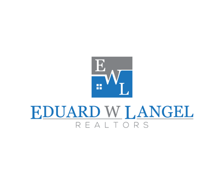 Edward W Langel Realtors A Logo, Monogram, or Icon  Draft # 141 by dianabuburuza