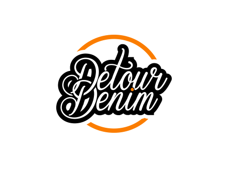 Detour Denim A Logo, Monogram, or Icon  Draft # 335 by falconisty