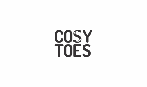Cosy Toes A Logo, Monogram, or Icon  Draft # 50 by graphikjam
