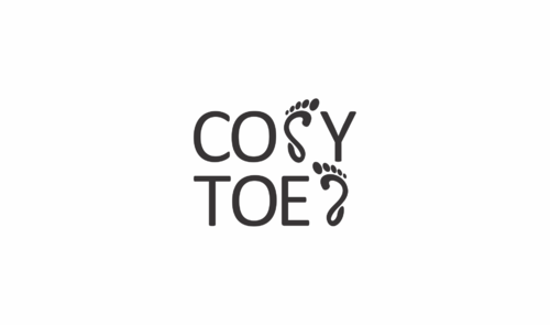Cosy Toes A Logo, Monogram, or Icon  Draft # 51 by graphikjam