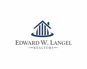 Edward W Langel Realtors A Logo, Monogram, or Icon  Draft # 155 by Danycat