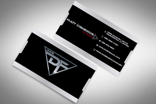 Business card and stationary Business Cards and Stationery  Draft # 204 by rasix