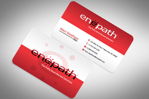 fully distributed  Business Cards and Stationery  Draft # 365 by rasix