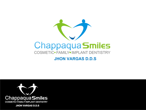 chappaqua smiles A Logo, Monogram, or Icon  Draft # 63 by spidermoon