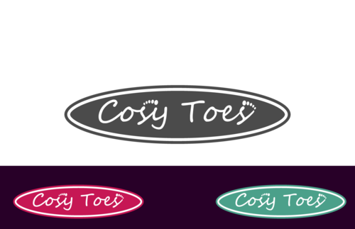 Cosy Toes A Logo, Monogram, or Icon  Draft # 57 by dananjaya