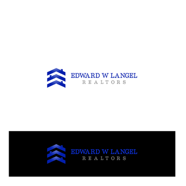 Edward W Langel Realtors A Logo, Monogram, or Icon  Draft # 229 by uWerx