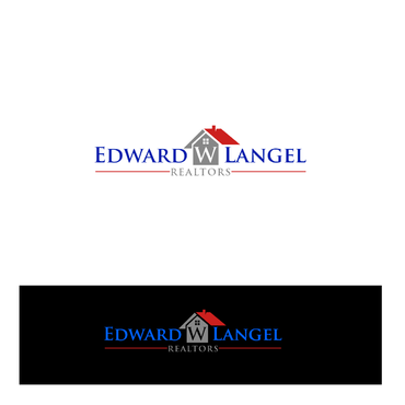 Edward W Langel Realtors A Logo, Monogram, or Icon  Draft # 230 by uWerx