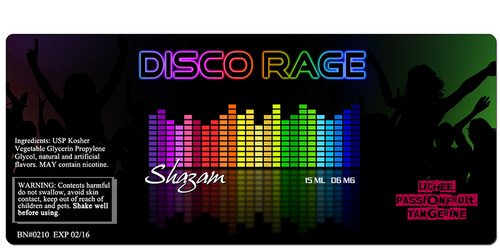 Disco Rage Other  Draft # 12 by SBphotodesign