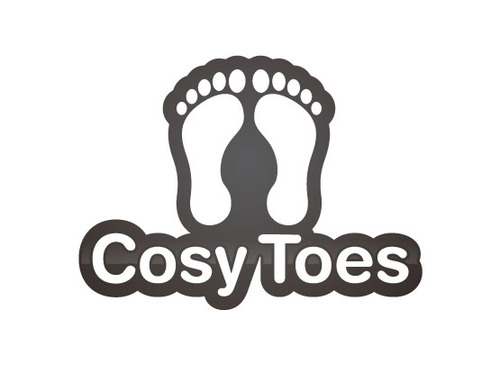 Cosy Toes A Logo, Monogram, or Icon  Draft # 61 by Filter