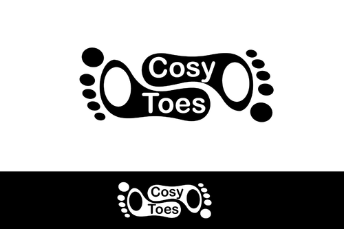 Cosy Toes A Logo, Monogram, or Icon  Draft # 65 by NextGeneration