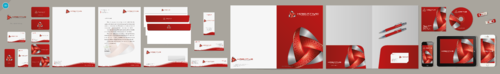 Kreative Technologies Business Cards and Stationery  Draft # 307 by aheadpoint