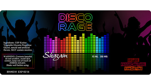 Disco Rage Other  Draft # 18 by SBphotodesign