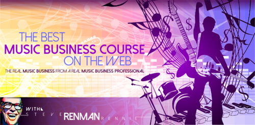 The Best Music Business Course on the Web Other  Draft # 16 by Scarl8