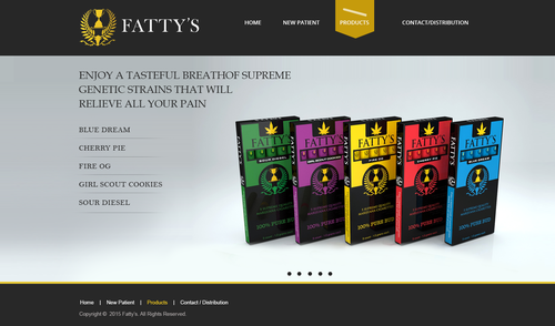 Fatty's Complete Web Design Solution  Draft # 74 by sibytgeorge