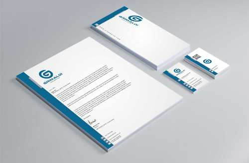 Grimaldi Law Office Business Cards and Stationery  Draft # 253 by Dawson