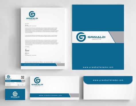 Grimaldi Law Office Business Cards and Stationery  Draft # 254 by Dawson