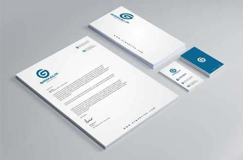 Grimaldi Law Office Business Cards and Stationery  Draft # 255 by Dawson