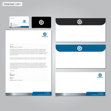Grimaldi Law Office Business Cards and Stationery  Draft # 271 by creativeoutline