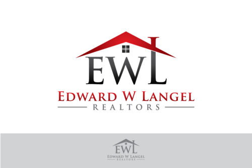 Edward W Langel Realtors A Logo, Monogram, or Icon  Draft # 344 by Densgraphics