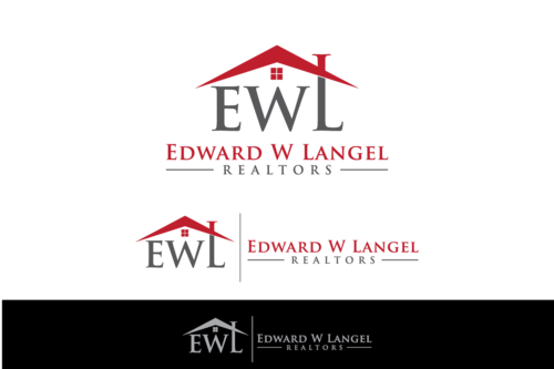 Edward W Langel Realtors A Logo, Monogram, or Icon  Draft # 347 by Densgraphics