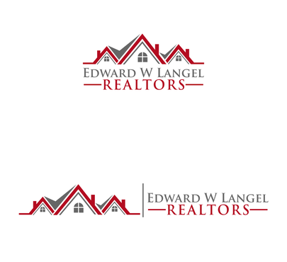Edward W Langel Realtors A Logo, Monogram, or Icon  Draft # 361 by pay323