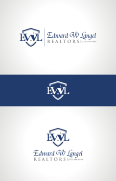 Edward W Langel Realtors A Logo, Monogram, or Icon  Draft # 380 by agungdesgraf