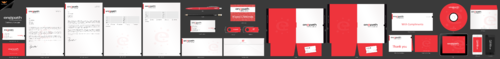 fully distributed  Business Cards and Stationery Winning Design by einsanimation