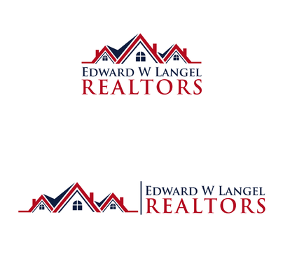 Edward W Langel Realtors A Logo, Monogram, or Icon  Draft # 392 by pay323