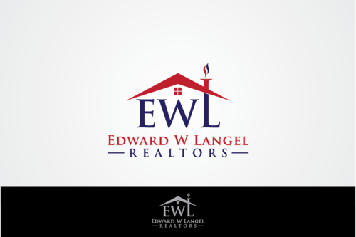 Edward W Langel Realtors A Logo, Monogram, or Icon  Draft # 398 by Densgraphics