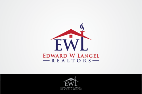 Edward W Langel Realtors A Logo, Monogram, or Icon  Draft # 399 by Densgraphics