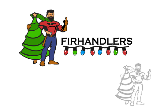 FIRHANDLERS Logo Winning Design by mnorth