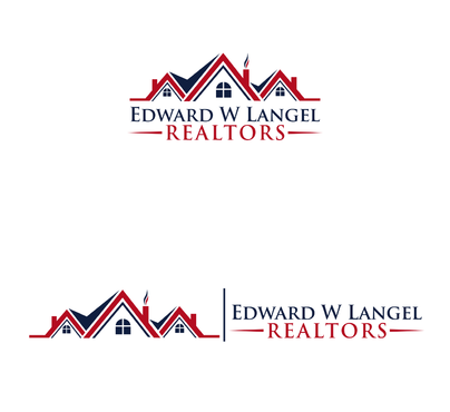 Edward W Langel Realtors A Logo, Monogram, or Icon  Draft # 422 by pay323