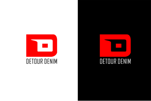 Detour Denim A Logo, Monogram, or Icon  Draft # 422 by kolniks