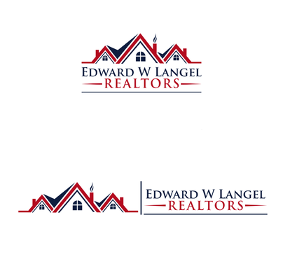 Edward W Langel Realtors A Logo, Monogram, or Icon  Draft # 437 by pay323