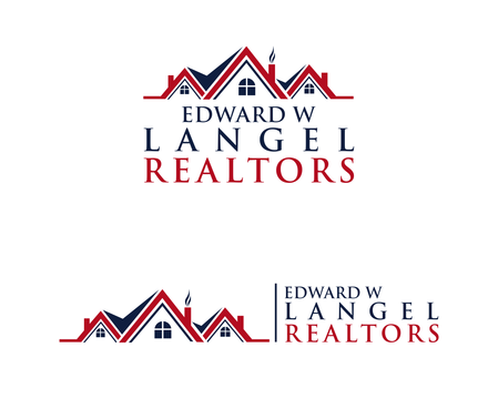 Edward W Langel Realtors A Logo, Monogram, or Icon  Draft # 449 by pay323