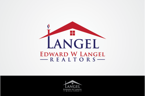 Edward W Langel Realtors A Logo, Monogram, or Icon  Draft # 454 by Densgraphics