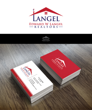 Edward W Langel Realtors A Logo, Monogram, or Icon  Draft # 455 by Densgraphics