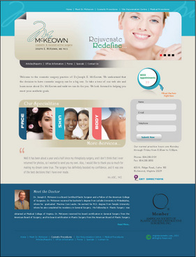 Home Page Web Design  Draft # 2 by macroads